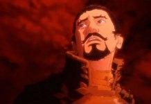 Vê aqui a abertura da série anime Yasuke