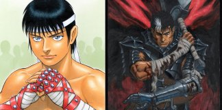 Kentarou Miura já estaria a preparar o fim de Berserk