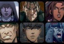 6 adições ao elenco de Castlevania 4