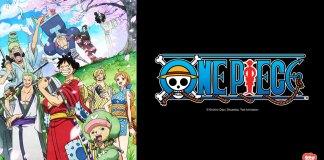 Mais temporadas de One Piece em Portugal na Crunchyroll