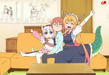 Vídeo promocional de Miss Kobayashi's Dragon Maid 2