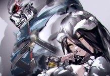 Overlord confirma 4ª temporada e filme anime
