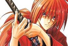 Anunciada nova novel de Samurai X