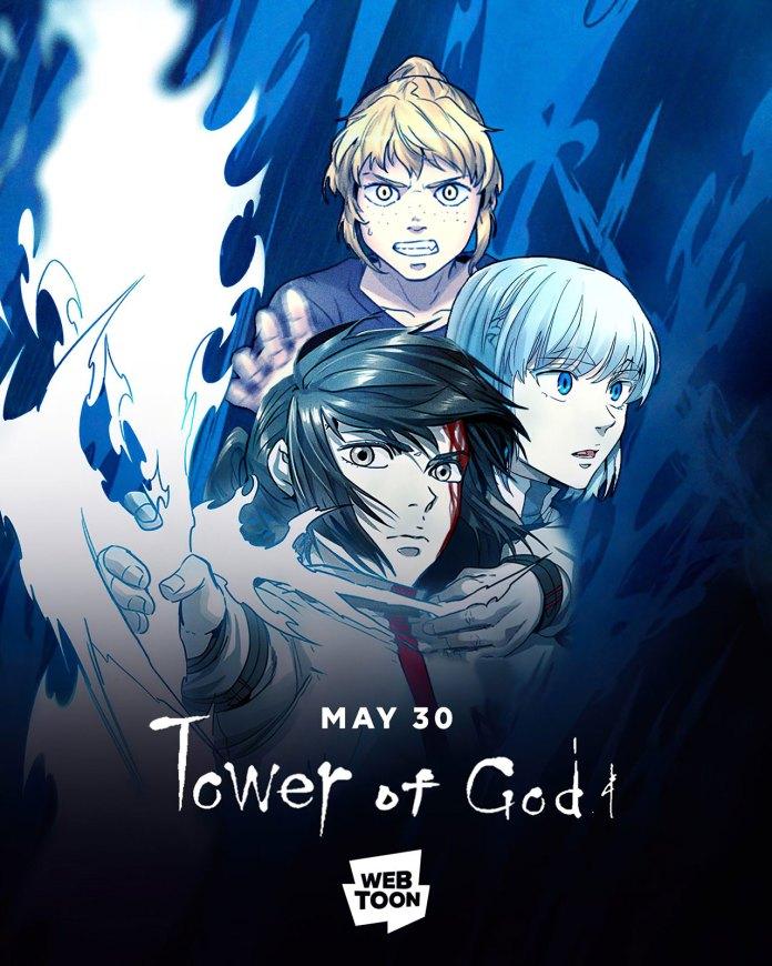 Tower of God regressa