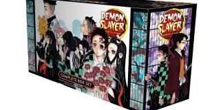 Viz Media vai lançar Box Mangá de Kimetsu no Yaiba