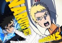 Imagem promocional do arco Otsutsuki Awakening de Boruto: Naruto Next Generations