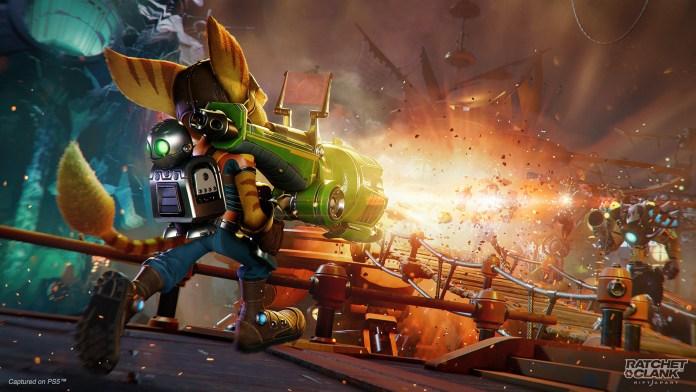 Ratchet & Clank: Uma Dimensão À Parte - Análise