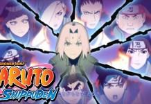 10 melhores aberturas de Naruto