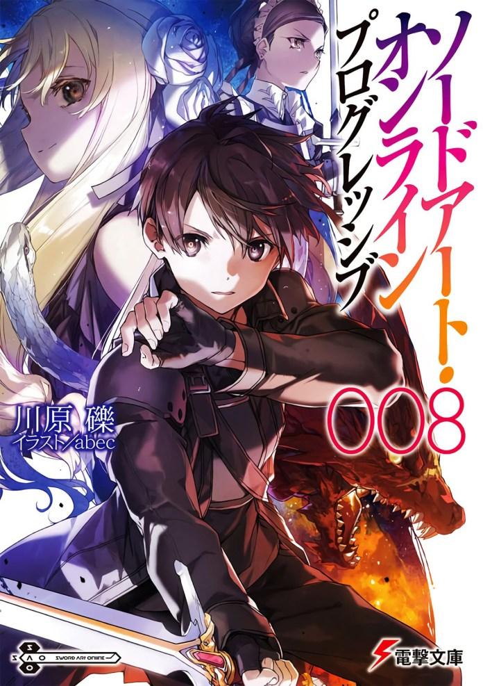 Sword Art Online Progressive Vol. 8