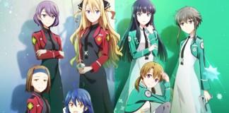 Adições ao elenco da série anime The Honor Student at Magic High School
