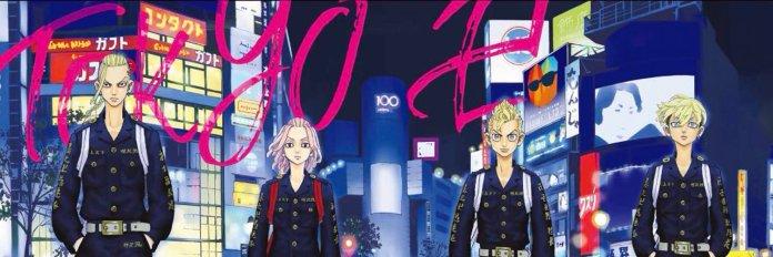 Tokyo Revengers tem 25 milhões de cópias