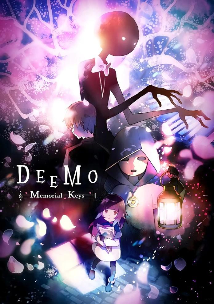 Deemo Memorial Keys key visual