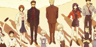 Evangelion 3.0+1.0 terminou a sua exibição no Japão com uns impressionantes 10 bilhões de ienes