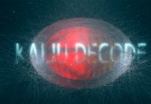 Teaser trailer de KAIJU DECODE