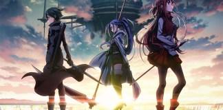 Poster revela estreia de Sword Art Online Progressive em outubro 2021