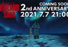 Esperadas novidades sobre Vinland Saga dia 7 de julho
