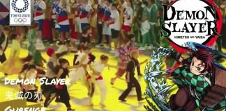 Olimpíadas de Tóquio terminam com versão Ska de Gurenge