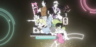 Anunciada série anime de Tatami Time Machine Blues