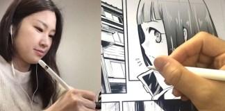 Autora de mangá fala sobre a sua entrada na indústria