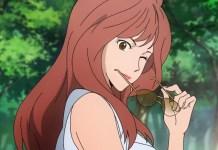 Lupin III Part 6 destaca Fujiko Mine