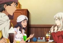 Nova imagem promocional de Isekai Shokudou 2