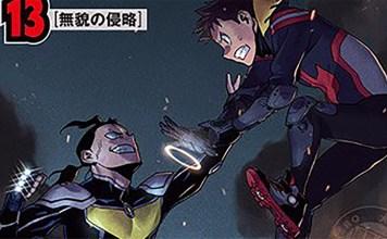 Capas da Jump+ de Outubro 2021