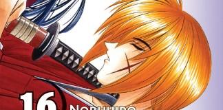 Kenshin, o Samurai Errante Volume 16 pela Devir em Setembro 2021