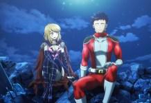 Imagem promocional da série anime Love After World Domination