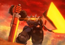 Trailer da série anime Megaton Musashi