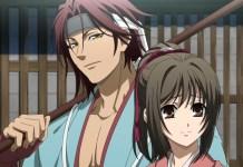 Trailer do novo OVA de Hakuouki