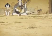 Vê aqui a abertura da série anime The Heike Story