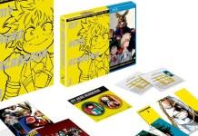 Edição de colecionador de My Hero Academia com áudio em português