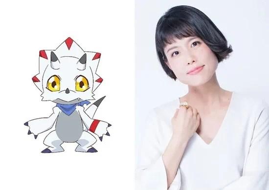 Miyuki Sawashiro como Gammamon