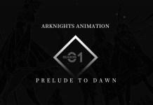 Anunciada série anime de Arknights