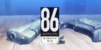 Vê aqui a sequência de abertura da 2ª part de 86: Eighty-Six