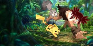 Estreou hoje em português na Netflix o filme anime Pokémon, o Filme: Segredos da Selva