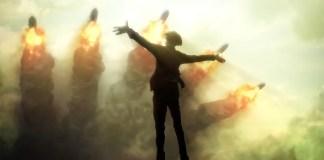 Trailer da 2ª parte de Attack on Titan Final Season revela estreia a 9 de Janeiro 2022