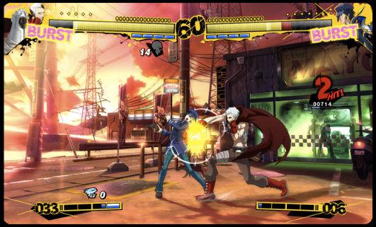 Screenshots Of Akihiko And Mitsuru Kirijo In Persona 4 The Ultimate In Mayonaka Arena The