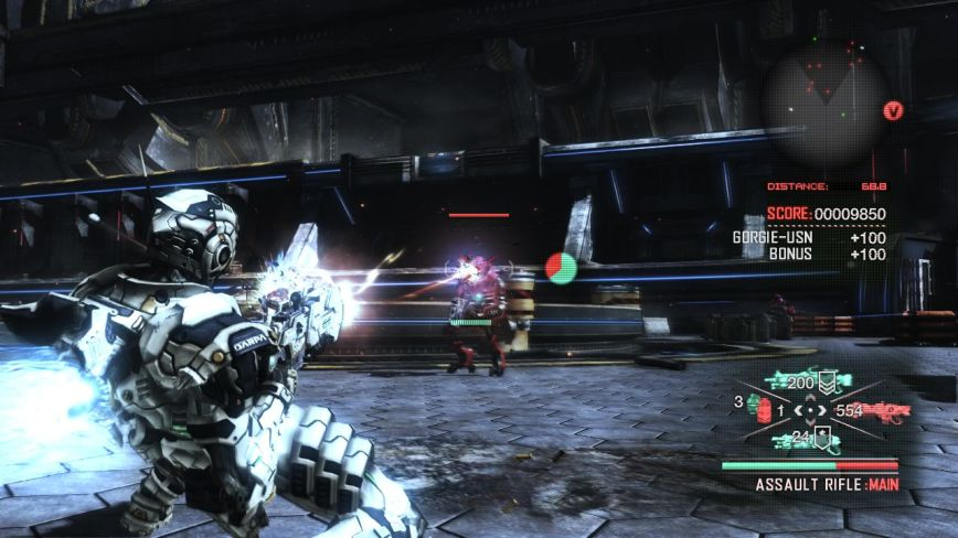 Vanquish Review Screen 20