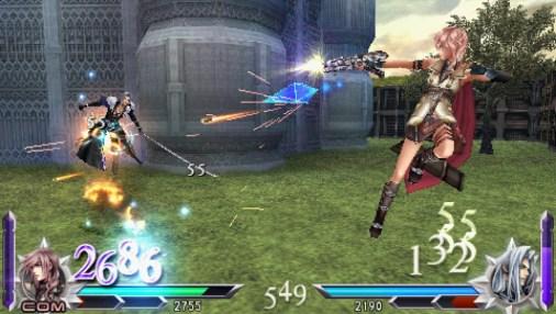 Dissidia 012 Duodecim Final Fantasy Review Screen 7