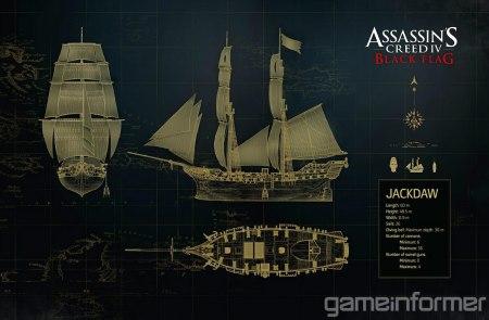 More Assassins Creed IV Black Flag Leaked Screenshots pic 1