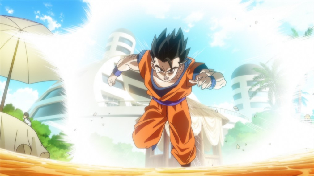 New Dragon Ball Z Battle Of Gods Screenshots 9