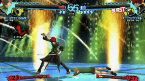Persona 4 Arena The Ultimax Ultra Suplex Hold pic 16