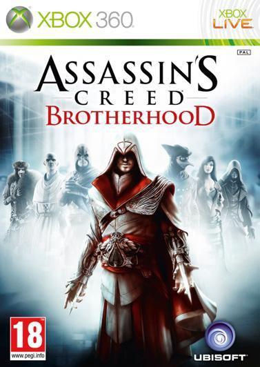 Assassins Creed Brotherhood Review Box Art