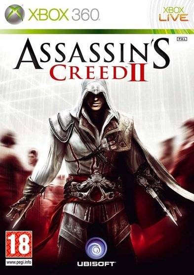 Assassins Creed II Review Box Art