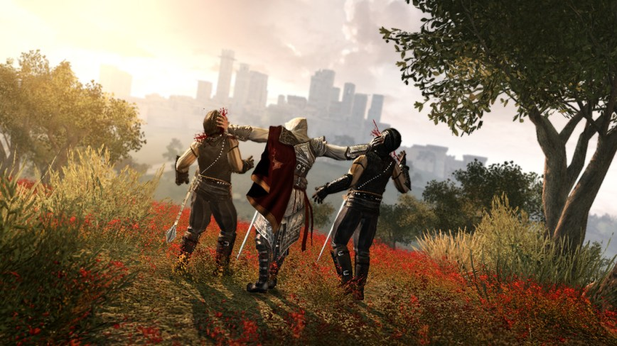 Assassins Creed II Review Screen 4
