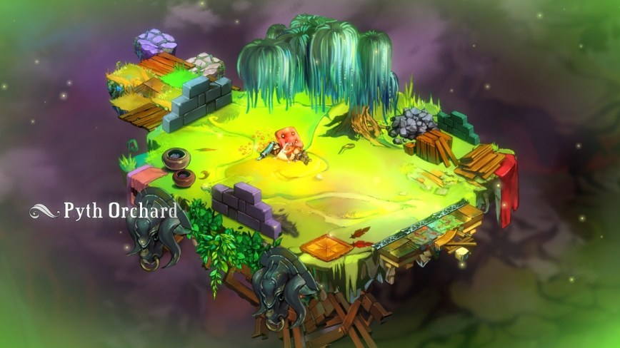 Bastion Review Screen 1