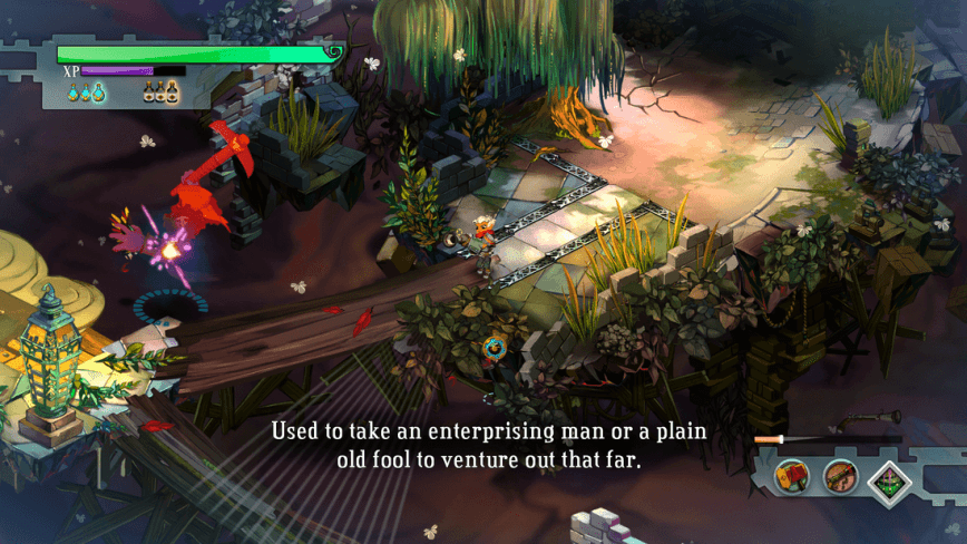 Bastion Review Screen 4