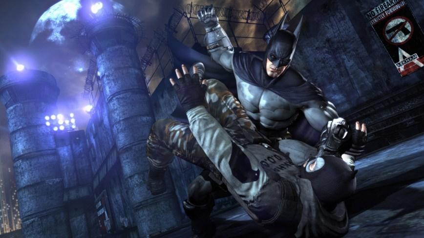 Batman Arkham City Review Screen 2