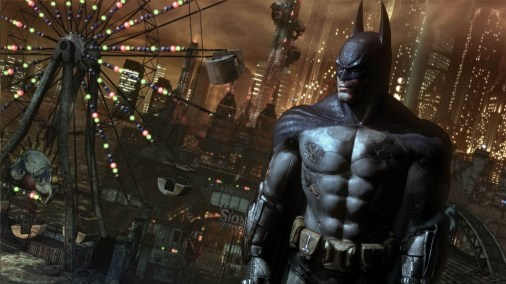 Batman Arkham City Review Screen 3